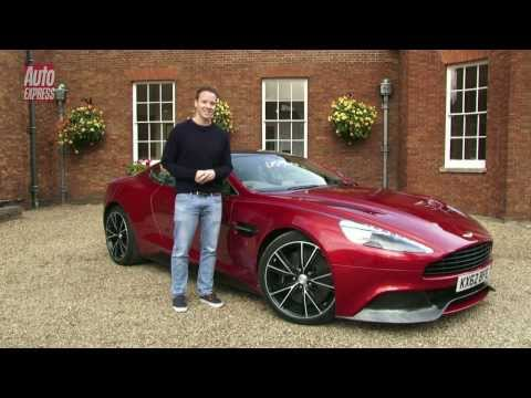 Aston Martin Vanquish review - Auto Express