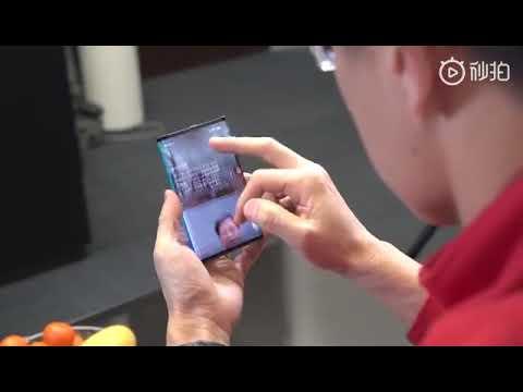 بالفيديو : شياومي تعمل على هاتف ذكي قابل للطي