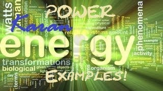 Power Extra Examples