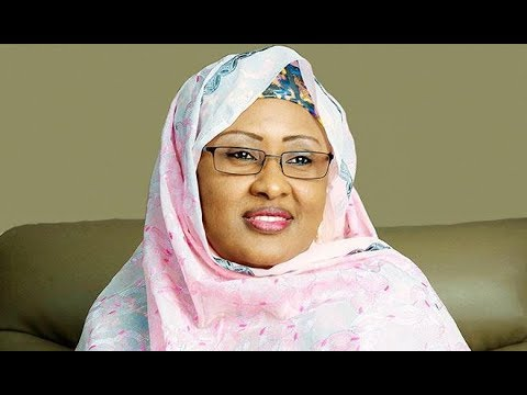 N500b social investment programmes in the North failed - AISHA BUHARI