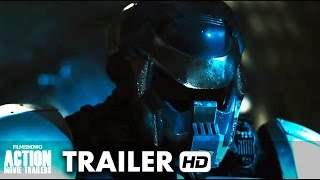 WEAPONIZED Official Trailer  SciFi Actioner HD