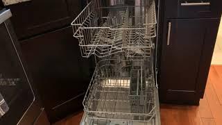"Danby Narrow Dishwasher Review 18"""