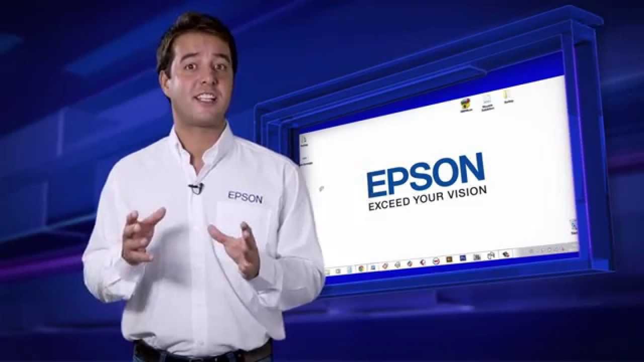 Como reinstalar o software Wasatch nas impressoras Epson