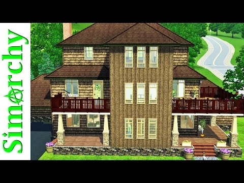 Download The Sims 3 House Tour Sunset Valley Base Game Homes