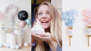 Getting Ready for the Gender Reveal! | Teen Mom of 2 Vlog