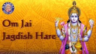 Om Jai Jagdish Hare - Aarti with Lyrics   - YouTube