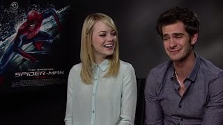 Andrew Garfield & Emma Stone  A Moment With