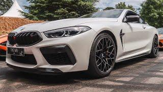 BMW M8 (F91/F92) 2019 - dabar