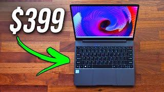 A Premium $399 Laptop? CoreBook Pro Review