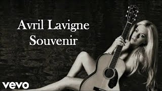 Avril Lavigne - Souvenir [LYRICS]