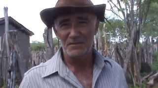Visita ao local da prisão do cangaceiro Antônio Silvino.