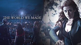 Shadowhunters -The World We Made