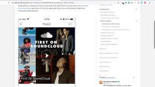 Can you listen to soundcloud offline?