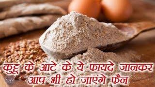Kuttu Ka Aatta   कुट्टू के आटे के फायदें   Health Benefits Of Buckwheat Flour, कुट्टू का आटा Boldsky
