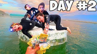 LAST TO LEAVE THE ISLAND WINS $1000 | Kids version of Mr Beast Challenge