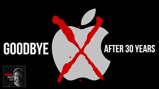 Leaving Apple After 30 Years
