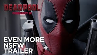 Deadpool - Official Trailer 2