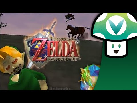 Ocarina Of Time With Glitches Is The Definition Of Madness