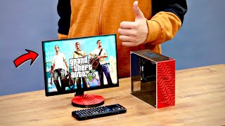 Making The Worlds Smallest Gaming PC - Pewdiepie Themed
