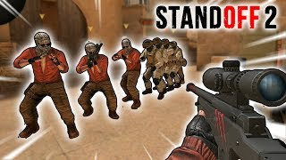 SUPER COLATERAL! STANDOFF 2 OzuXxchalleges #2
