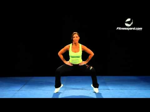Bodyweight Squat With Calf Raise