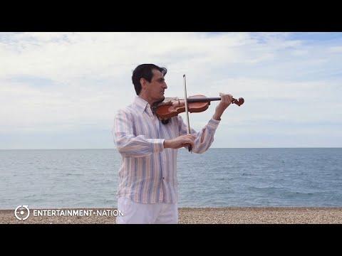 Satin Violin - Classical Solo Violinist