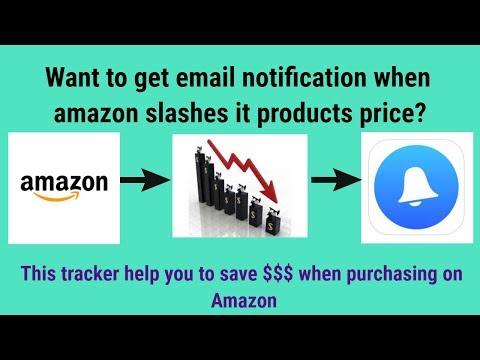 Amazon price alert Tracker in Google Sheets