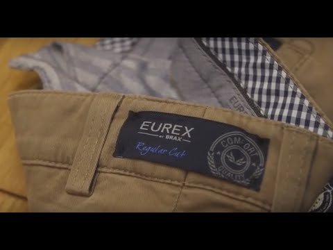Brax Eurex Chino - BIG MENS CLOTHING