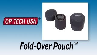 Fold Over Pouch™ - Product Peek - OP/TECH USA