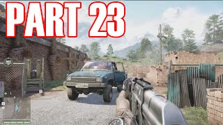 Far Cry 4 Gameplay Walkthrough Part 23 - TRIPPIN OUT!!    Walkthrough From Part 1 - Ending