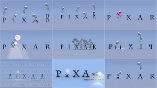 TOP 9 (PART-1) MUCH PIXAR LAMPS LUXO JR LOGO SPOOF EVERYTHING