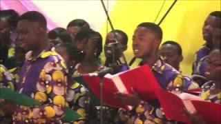 Daa Daa Nyame (Kingsford Yaw Mensah) - GHAMSU Choir UCC Local