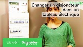 Remplacer un porte fusible par un disjoncteur