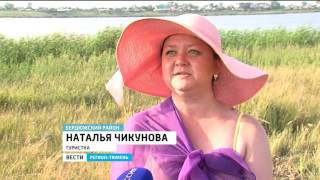 Соленым озером в Бердюжском районе заинтересовалсь инвесторы