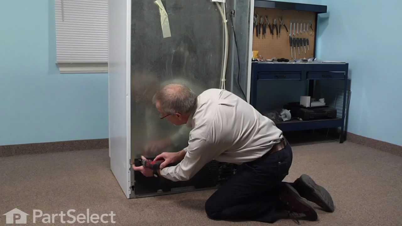 Replacing your Frigidaire Refrigerator Run Capacitor