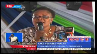 Two day lake region economic block health conference in Kisii closes