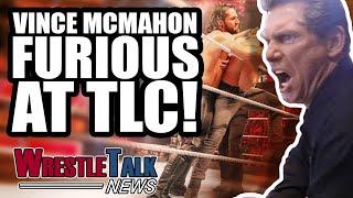 Vince McMahon FURIOUS At WWE TLC?! WWE Raw SPOILERS! | WrestleTalk News Dec 2018