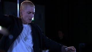 Eminem - Survival in session for Radio 1