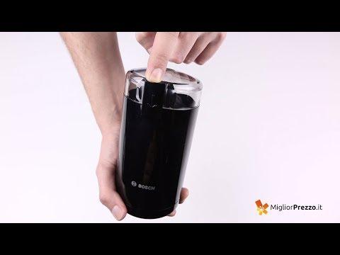 Macinacaffè Bosch MKM6003 Video Recensione