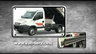preview picture of video 'Van Service: noleggio furgoni'