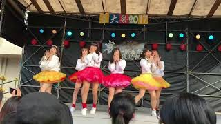 OHMYGIRL - Coloring Book Cover Dance By N(x) 長大祭 20171103