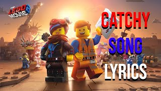 Gambar cover Catchy Song Lyrics (Lego Movie 2) Dillon Francis feat. T-Pain & That Girl Lay Lay