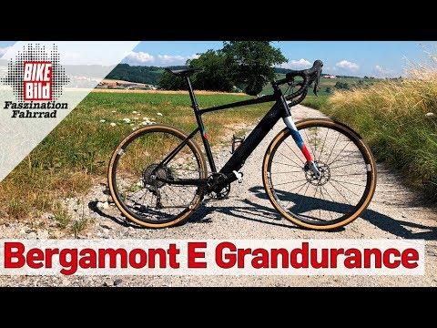 E-Grandurance: Neues E-Gravelbike von Bergamont