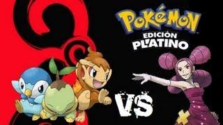 Grotle  - (Pokémon) - Pokemon Platino (Parte 13) Lider Fantina, Grotle Rulez (Medalla 3)