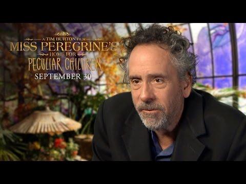 Miss Peregrine's Home for Peculiar Children (Featurette 'A Most Peculiar Home')