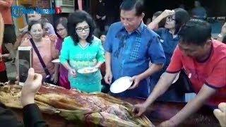 Babi Woku, Menu Andalan di Kediaman Wali Kota Manado