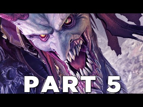 DARKSIDERS 3 Walkthrough Gameplay Part 5 - AVARICE (Darksiders III)