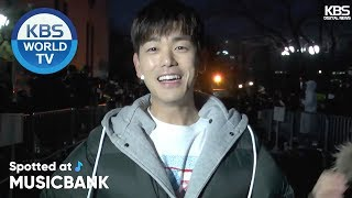 [Spotted at Music Bank] 뮤직뱅크 출근길 - Apink, gugudan, Eric Nam, NCT127, MOMOLAND, etc [2018.12.21]