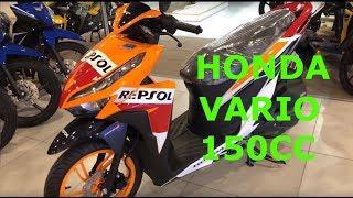 Honda Vario 150cc Repsol Edition - 2018 Walkaround (Malaysia)