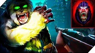 БИГФУТ АНДРЕЙ ХОЧЕТ МЕНЯ СОЖРАТЬ - Игра Bigfoot Monster Hunter.Игры для Андроид Хоррор игры на андро